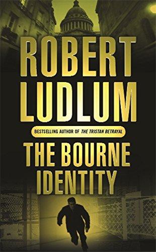 The Bourne Identity(Novel)