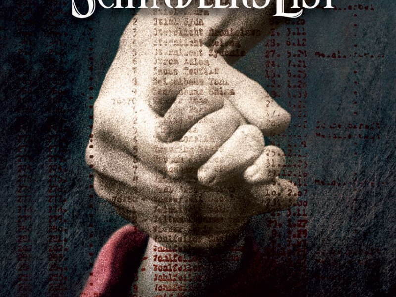 Movie poster from Schindler's list