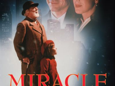 Miracle on 34th Street film poster