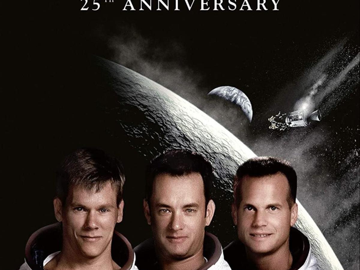Apollo 13 movie title infographic