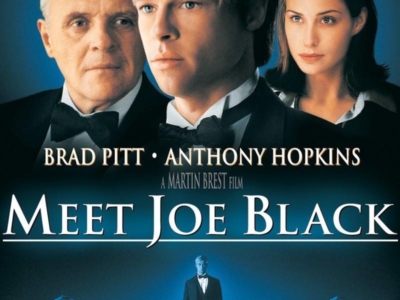 Meet Joe Black movie poster