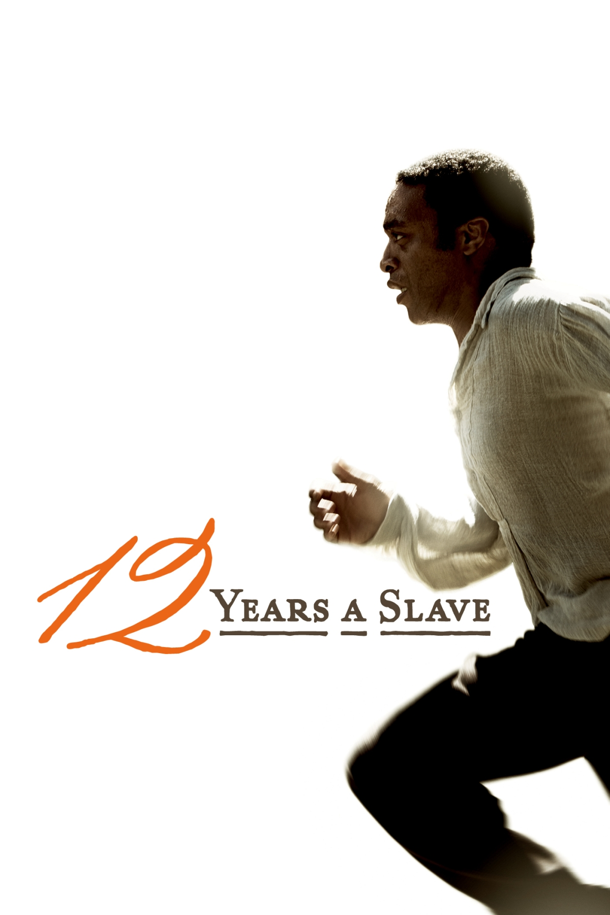 Twelve Years a Slave Poster