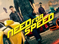 Need for speed film poster