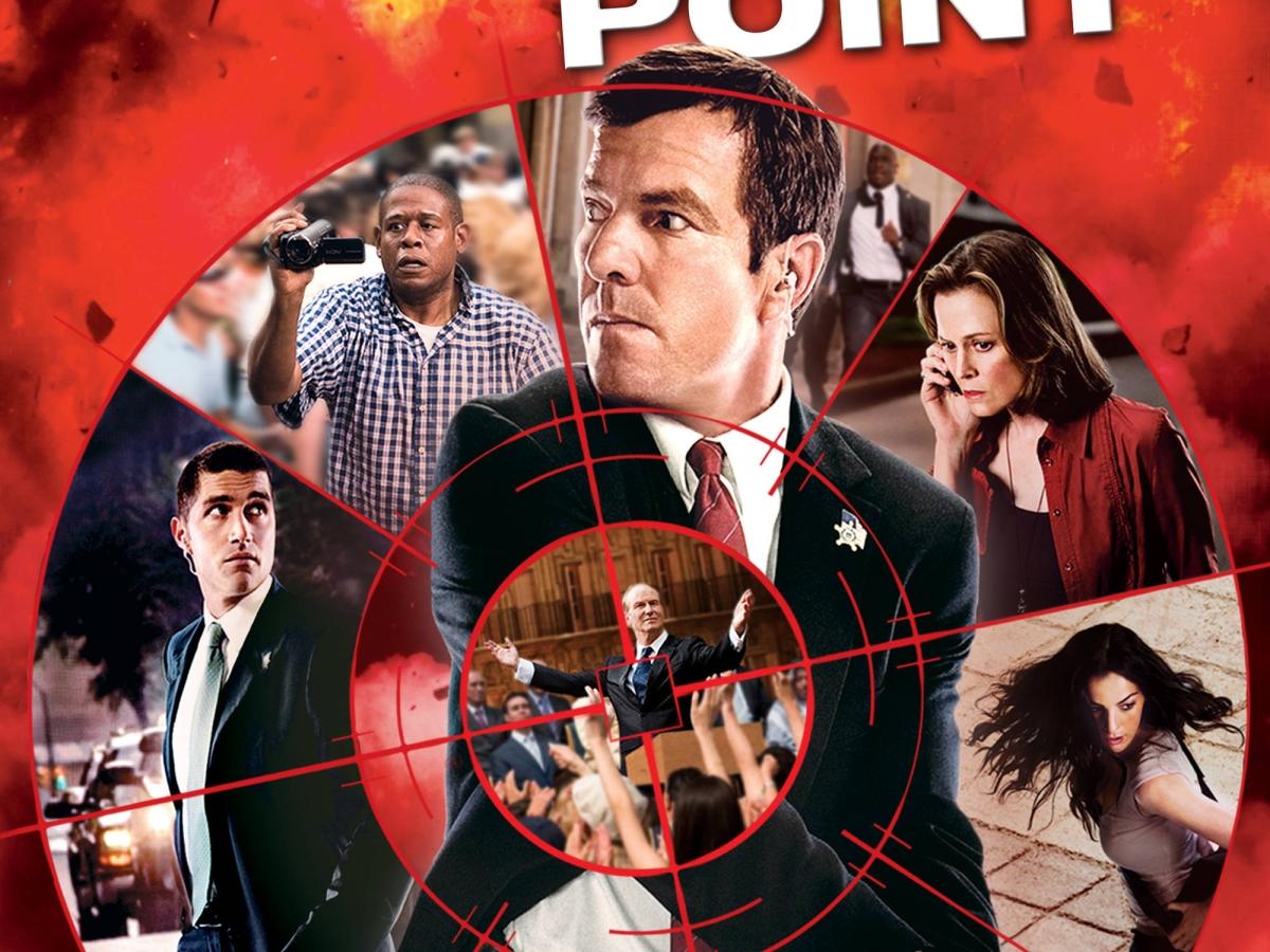 Vantage point film poster