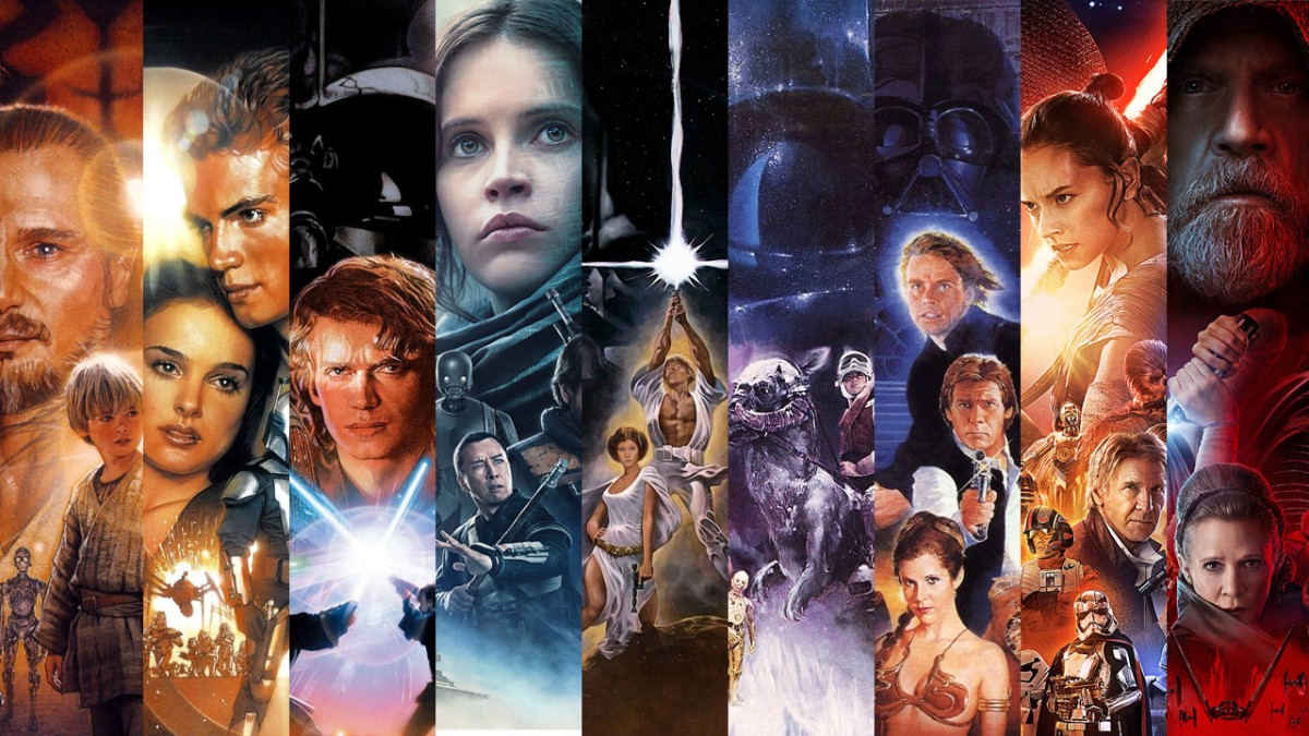 The Perfect Order in Which To Watch The Star WarsMovies