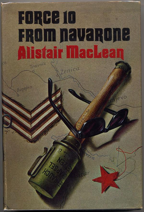 Force 10 from Navarone(novel)
