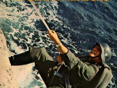 Book cover for the guns of Navarone