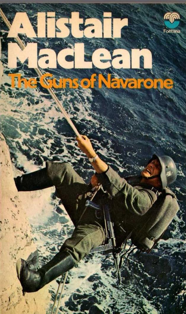 The Guns of Navarone(novel)