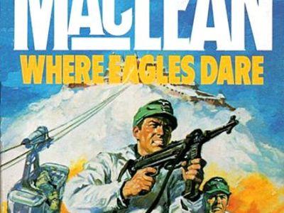 Where Eagles Dare book cover