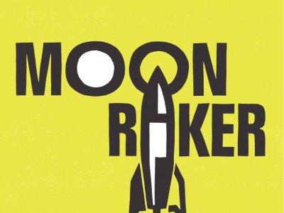 Moonraker book cover