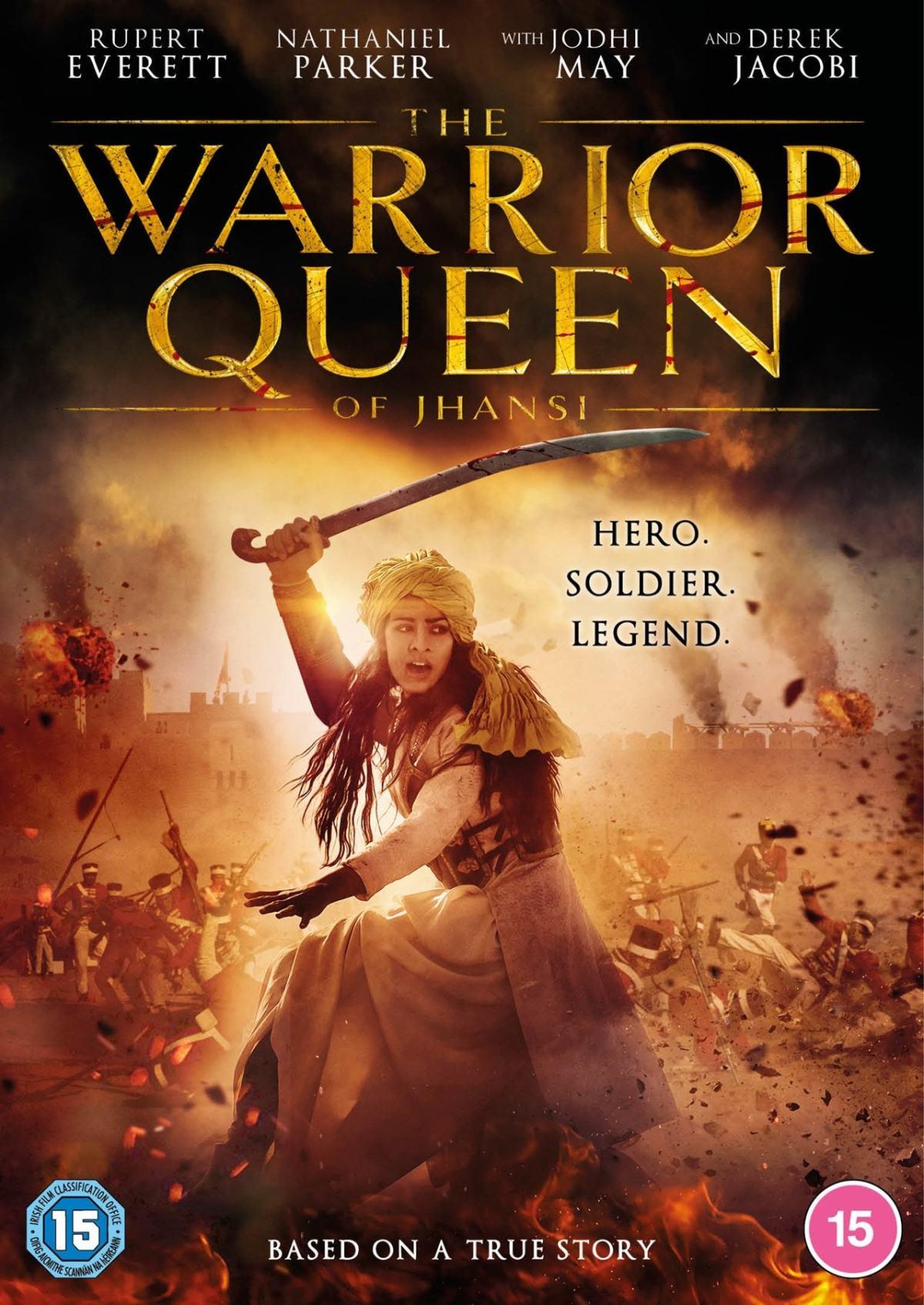 The Warrior Queen ofJhansi