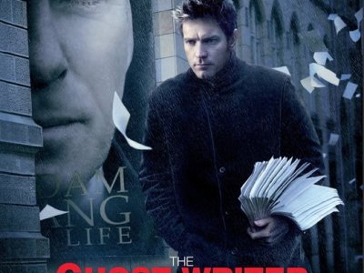 The ghost writer film poster