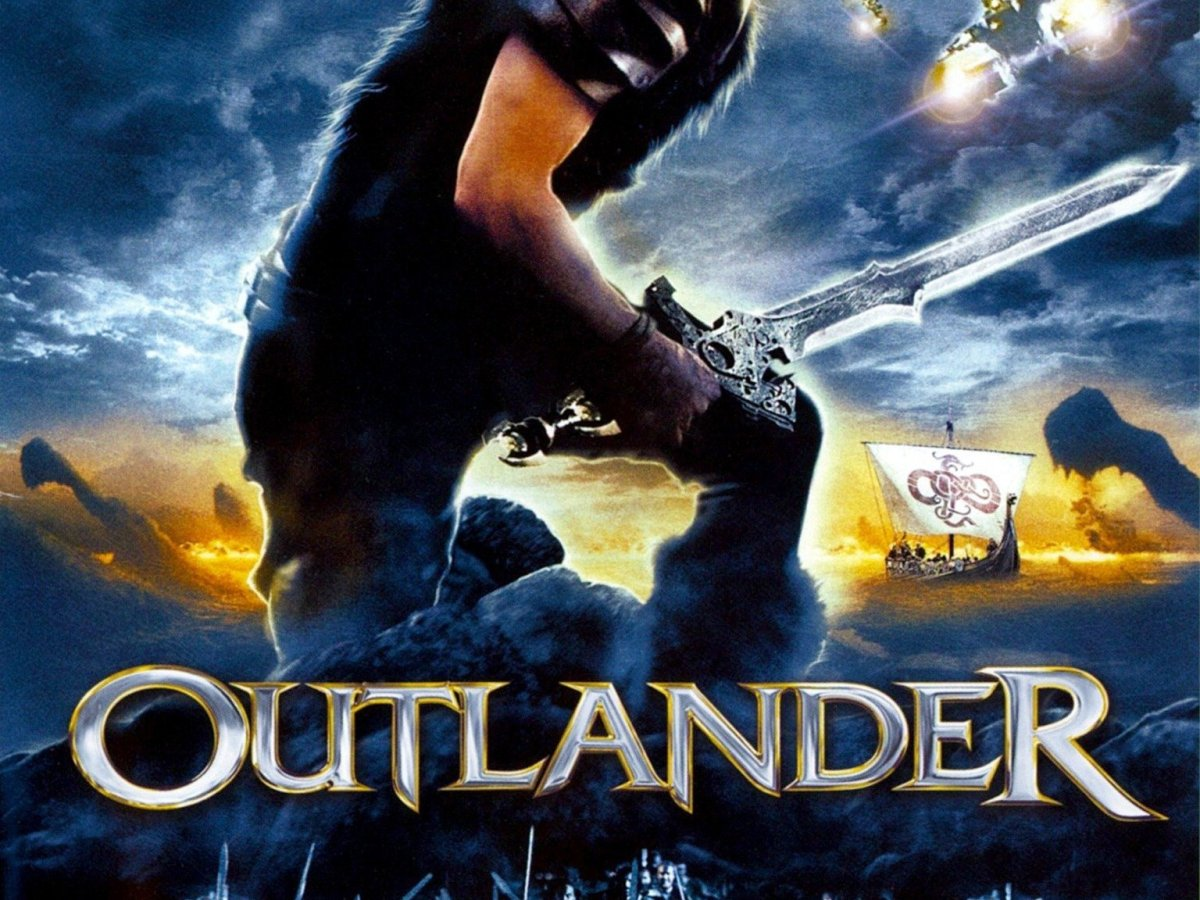 Outlander movie poster
