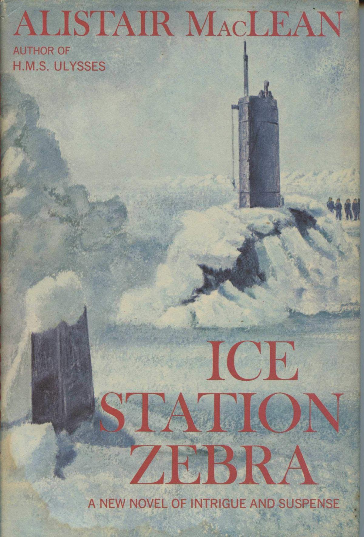 Ice Station Zebra(Novel)