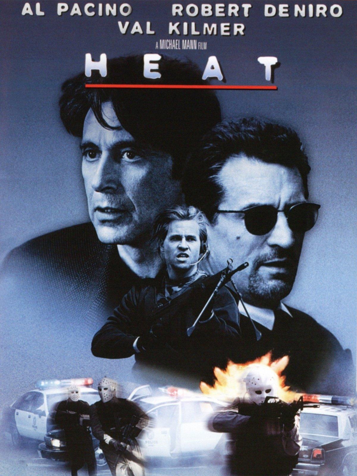 Heat film poster