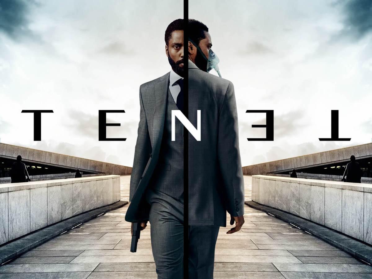 Tenet film poster